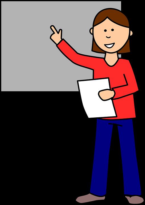 Free vector graphic: Classroom, Presentation, School - Free Image ...