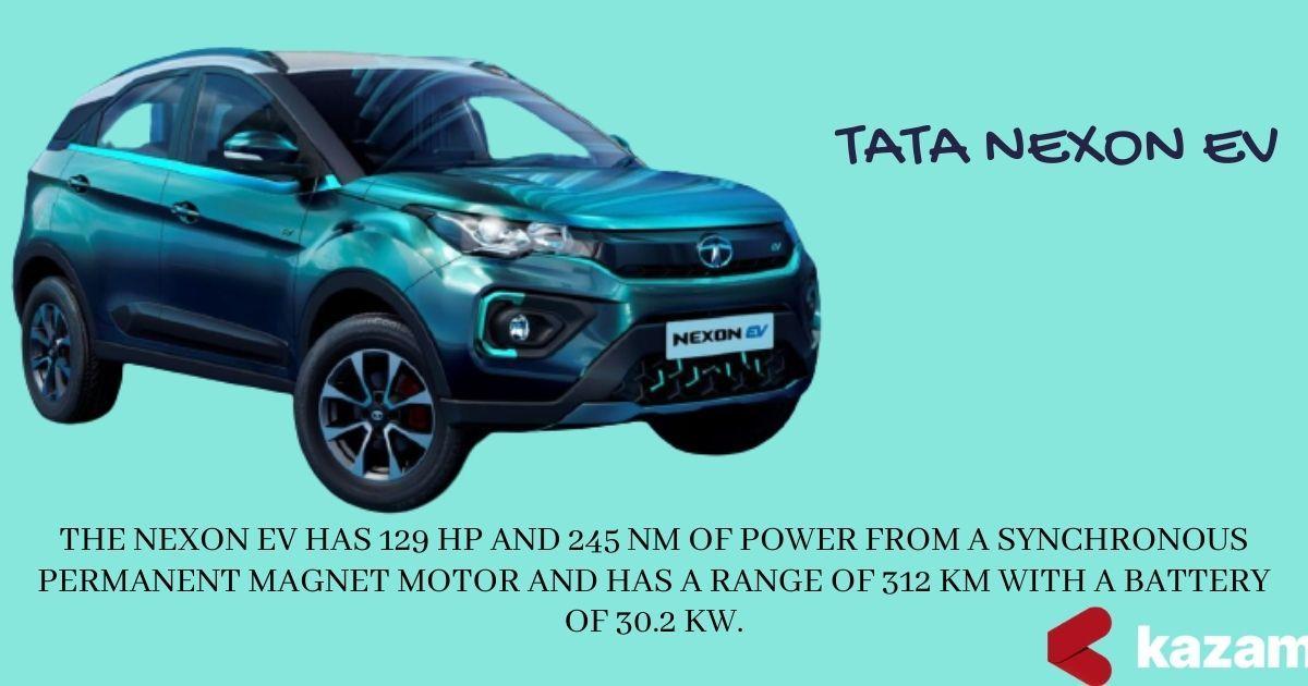 TATA Motors,Electric Vehicles,Electric Cars,Electric Car charging stations,Electric Vehicles from TATA Motors,TATA Motors EV,CESL,Electric Cars,kazam EV,kazam charger