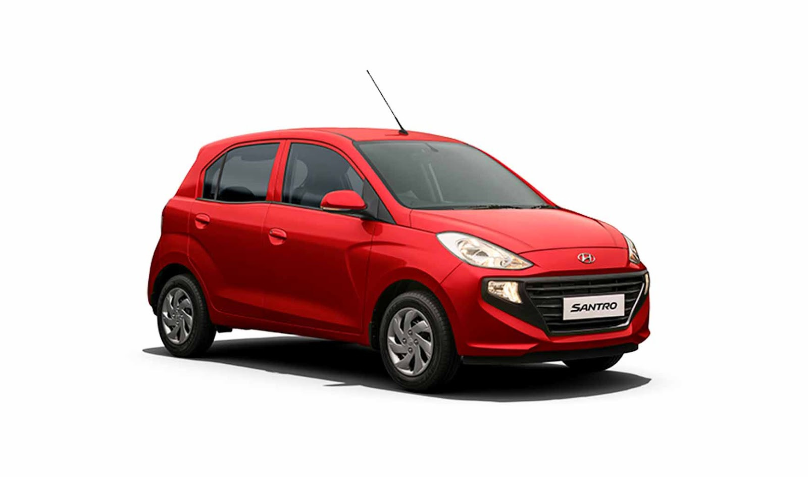 Best Quality Small Hatchback in India - Hyundai Santro