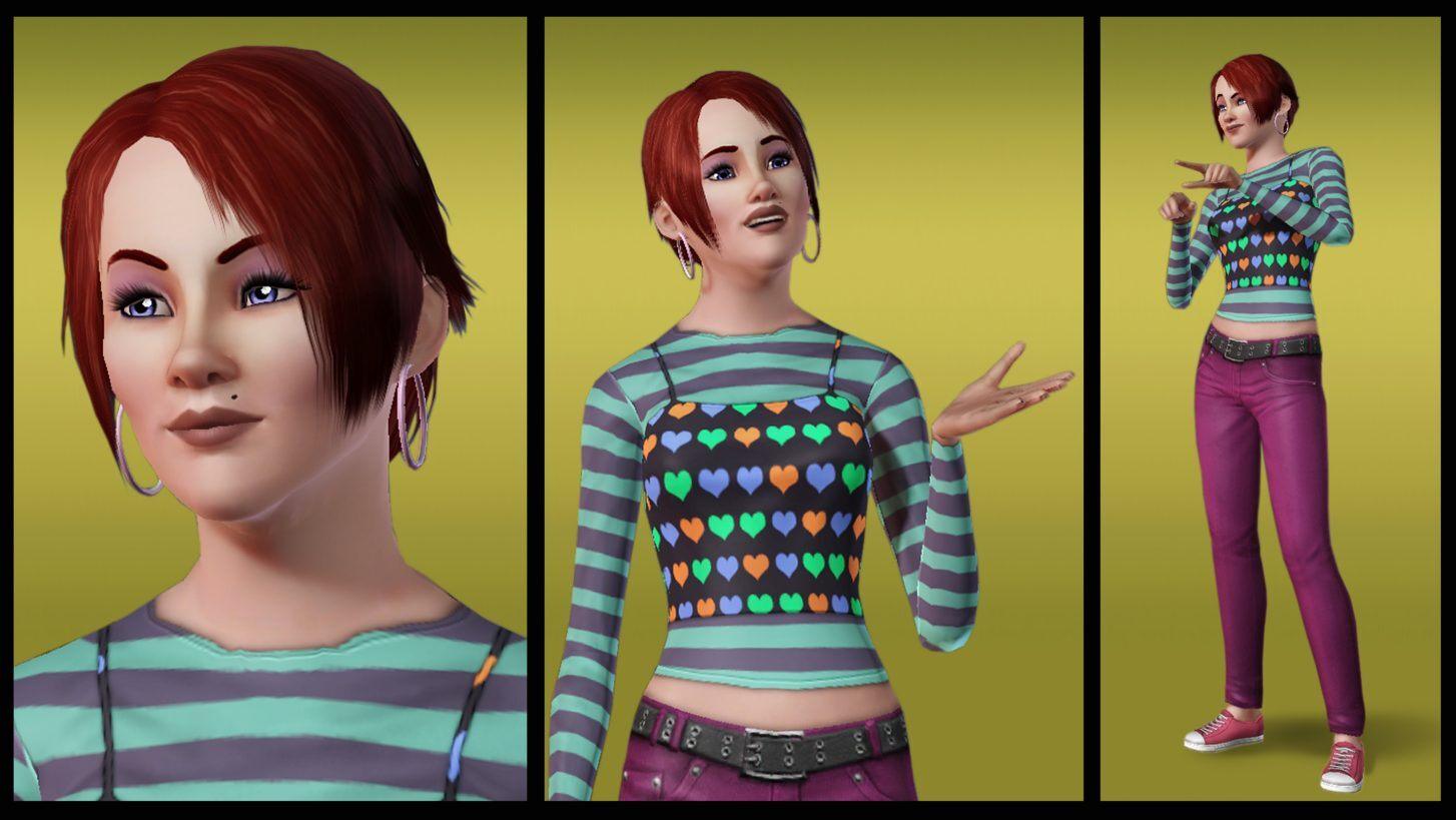 The sims 3 cheats create a sim cas