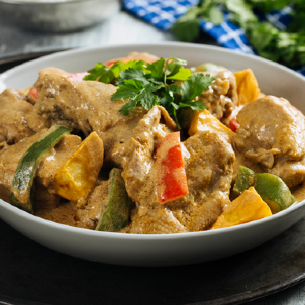 one-pot meals to try creamy chicken curry
