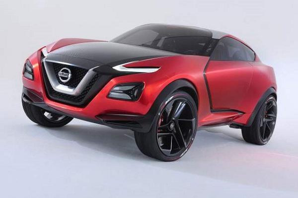 Nissan GripZ Concept โฉบเฉี่ยวทั้งในและนอก น่าจะถูกถ่ายถอดความงามมาที่ Juke โมเดลใหม่นี้