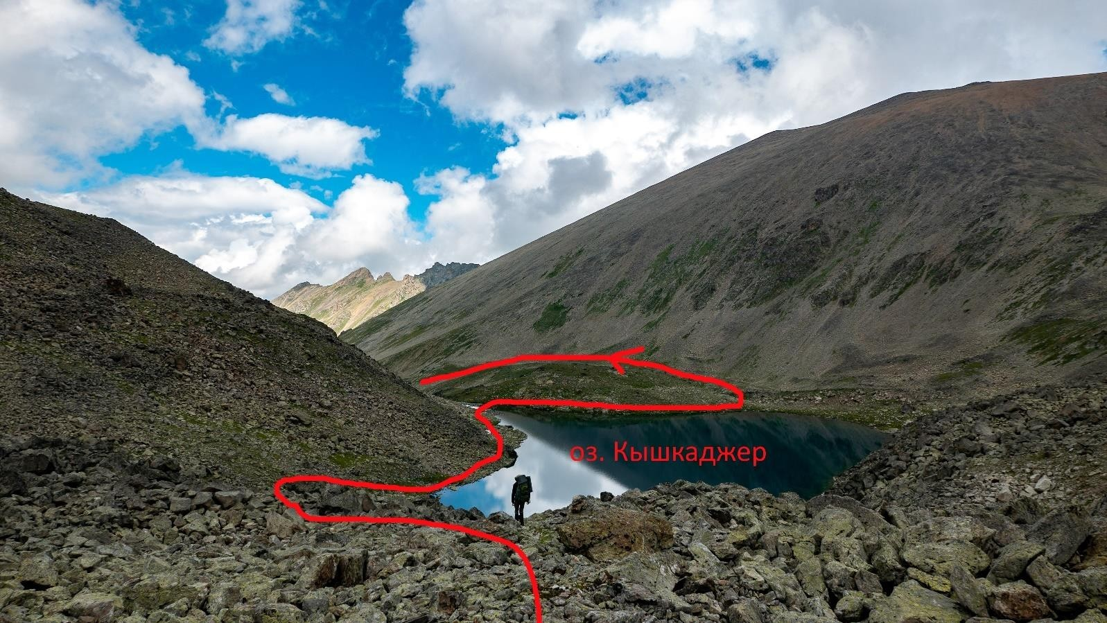 Отчёт о пешем туристском походе 3 категории сложности по Кавказу в районе Приэльбрусья, Теберды и Архыза