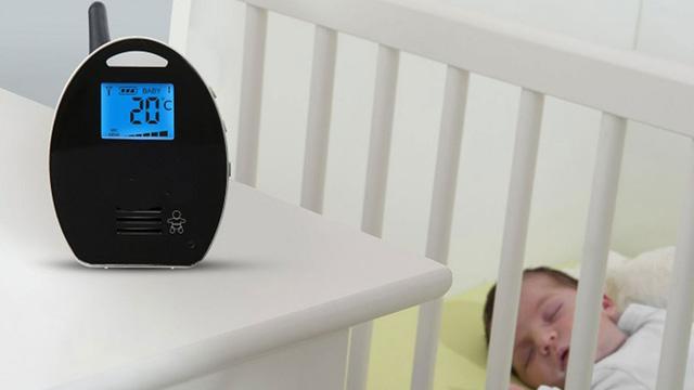 Nhiệt độ và độ ẩm an toàn trong phòng bé - Ảnh 1.
