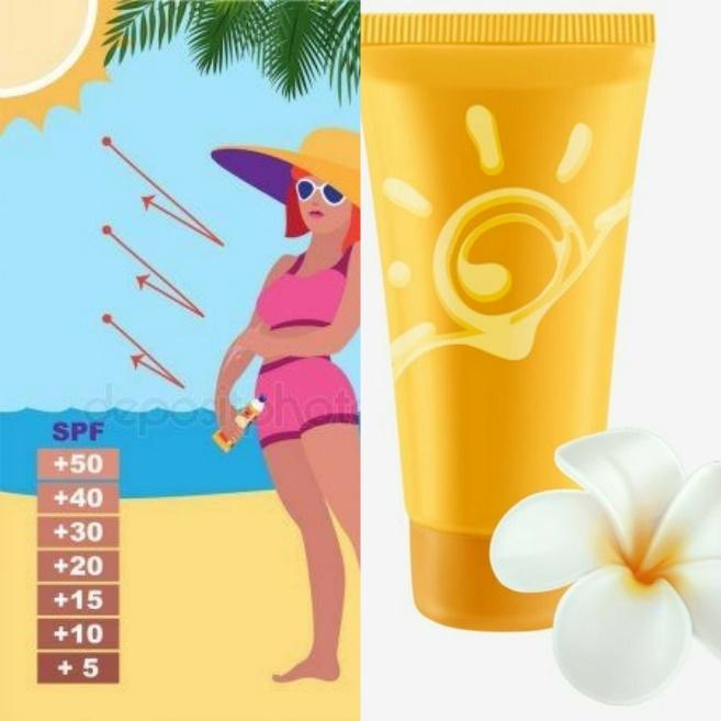 sunscreen to look fresh in summers