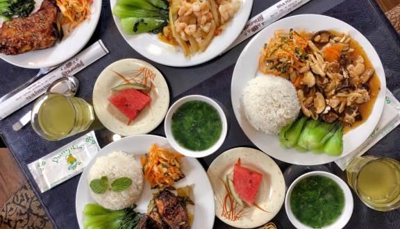 Các món ăn độc đáo, dân dã mà thơm ngon