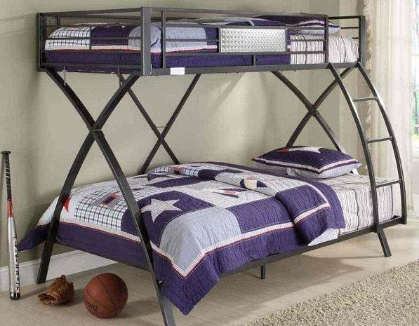 giường tầng sắt, Giường tầng sắt – lựa chọn hữu ích cho cuộc sống hiện đại