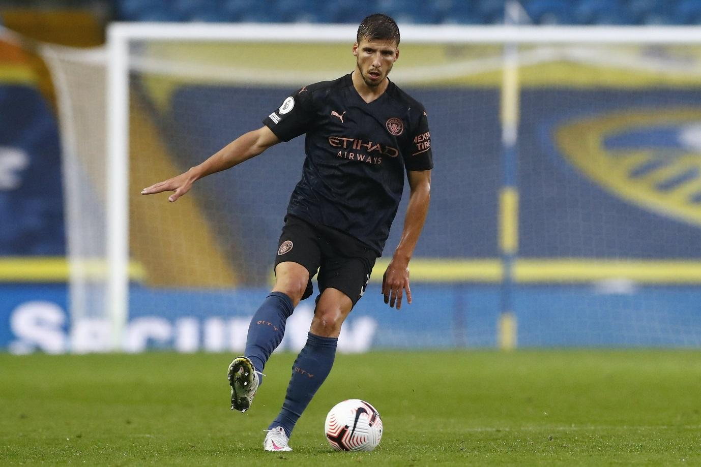 """It's not easy!"""" - Man City debutant Ruben Dias gives candid post-match  interview after draw against Leeds"""