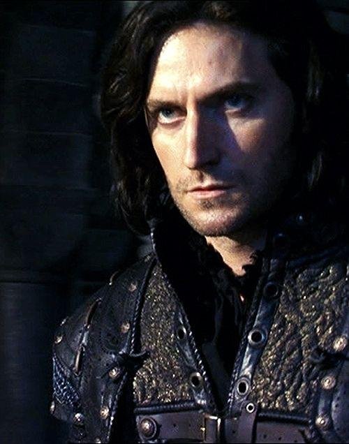 I really hate to make Richard Armitage a bad guy, but this is so D'Amiran: