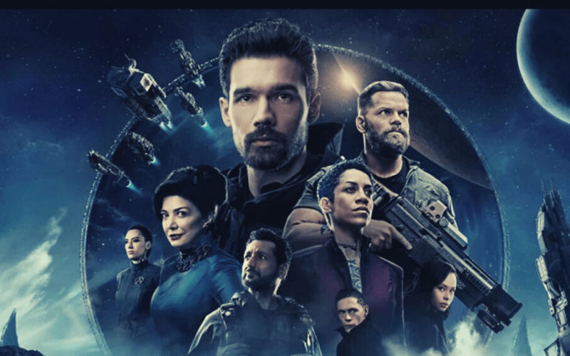 The Expanse Season 5 poster new web series in 2021