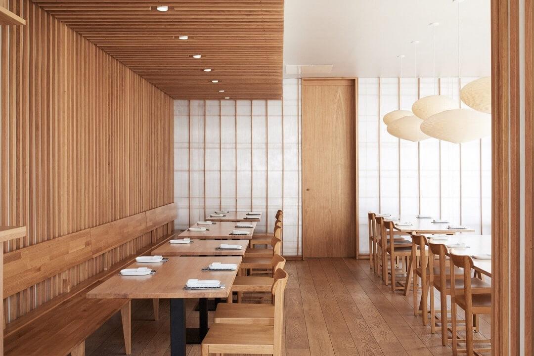 giá thiết kế nhà hàng, quán ăn đẹp