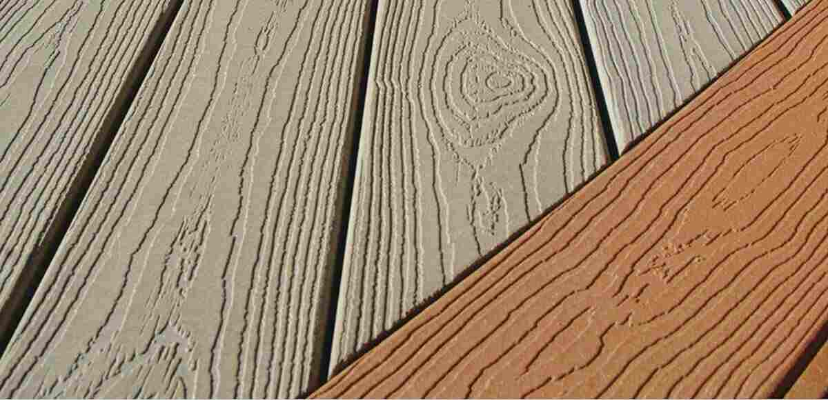 Building Decking for Tough Weather