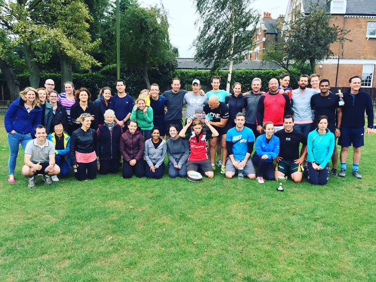 One Element | GoSweat | The 5 Best Wimbledon Boot camps