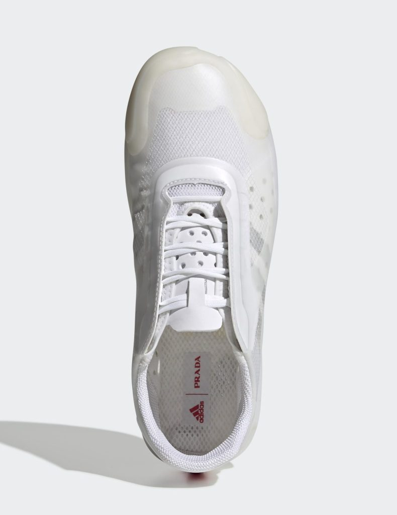 adidas x Prada - the A+P LUNA ROSSA tennis shoe, created for cruising 1