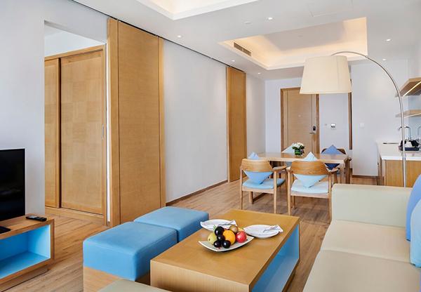 Review Hạng Phòng Family Suite tại FLC Quy Nhơn 03