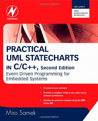 B743 Book Download Pdf Practical Uml Statecharts In C C Event Driven Programming For Embedded Systems By Miro Samek