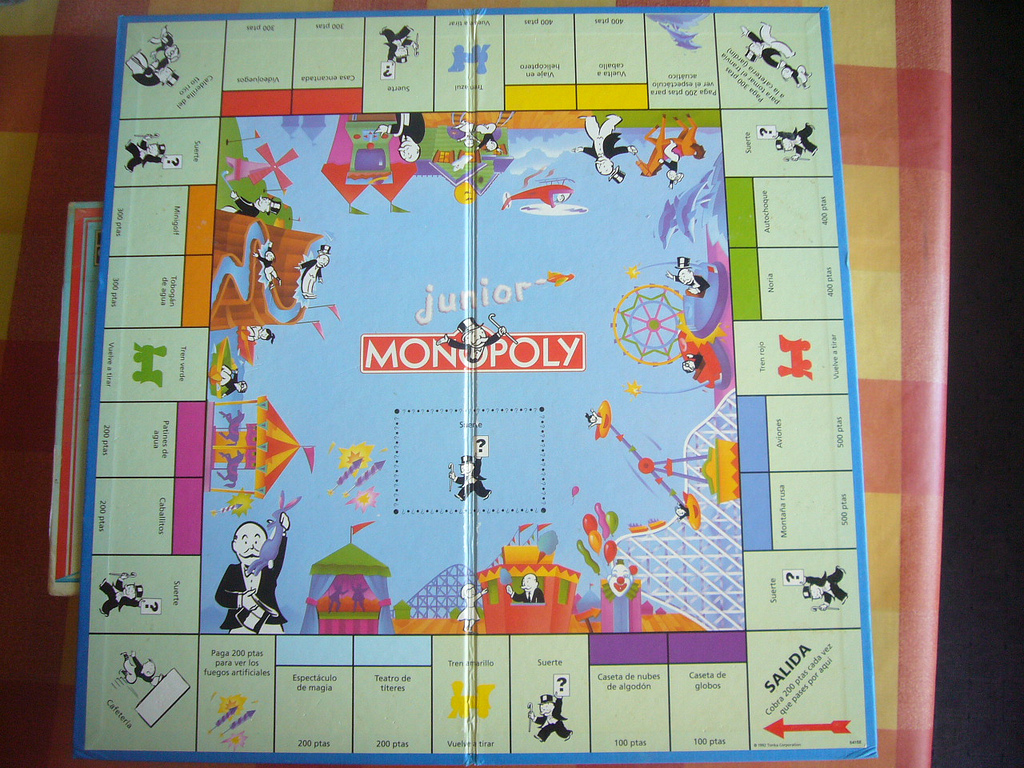Image result for monopoly junior