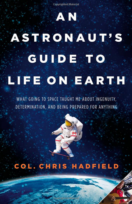 The Vetducator - Chris Hadfield Book Cover