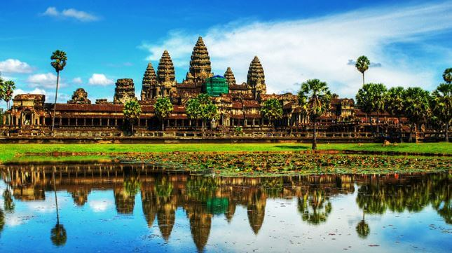 địa điểm nổi tiếng tại Campuchia