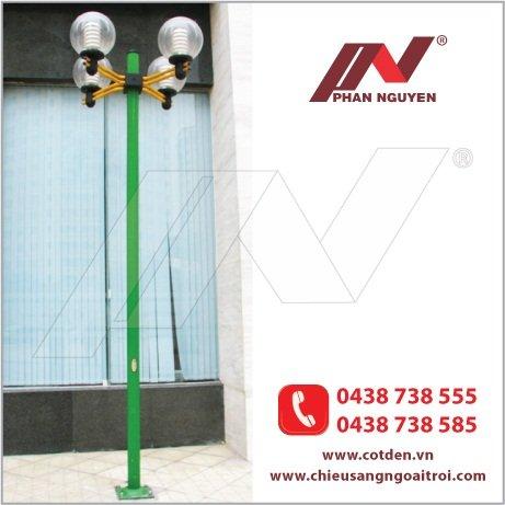 Cột đèn sân vườn Arlequin đạt tiêu chuẩn nhất hiện nay của Phan Nguyễn
