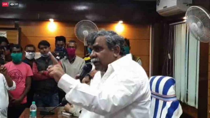 Jitendra Tiwari Resigns Rebel TMC MLA Quits Key Post in Asansol Municipal Corporation