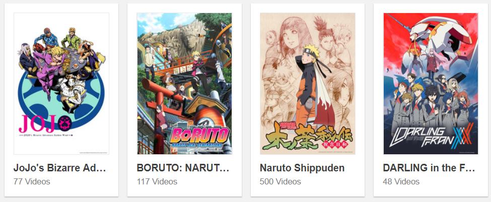 10 Best Anime Streaming Websites [ Updated List 2019