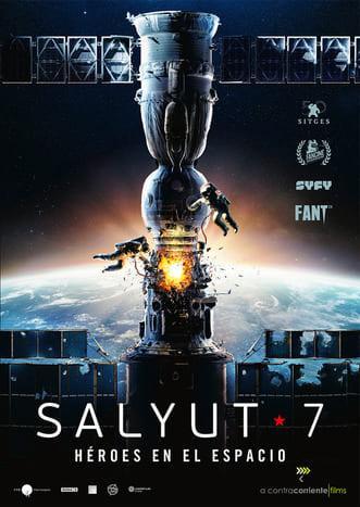 Imagen de la película Salyut 7