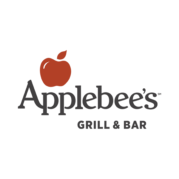 fast-food-logo-of-applebees-features-an-apple-on-the-left-corner