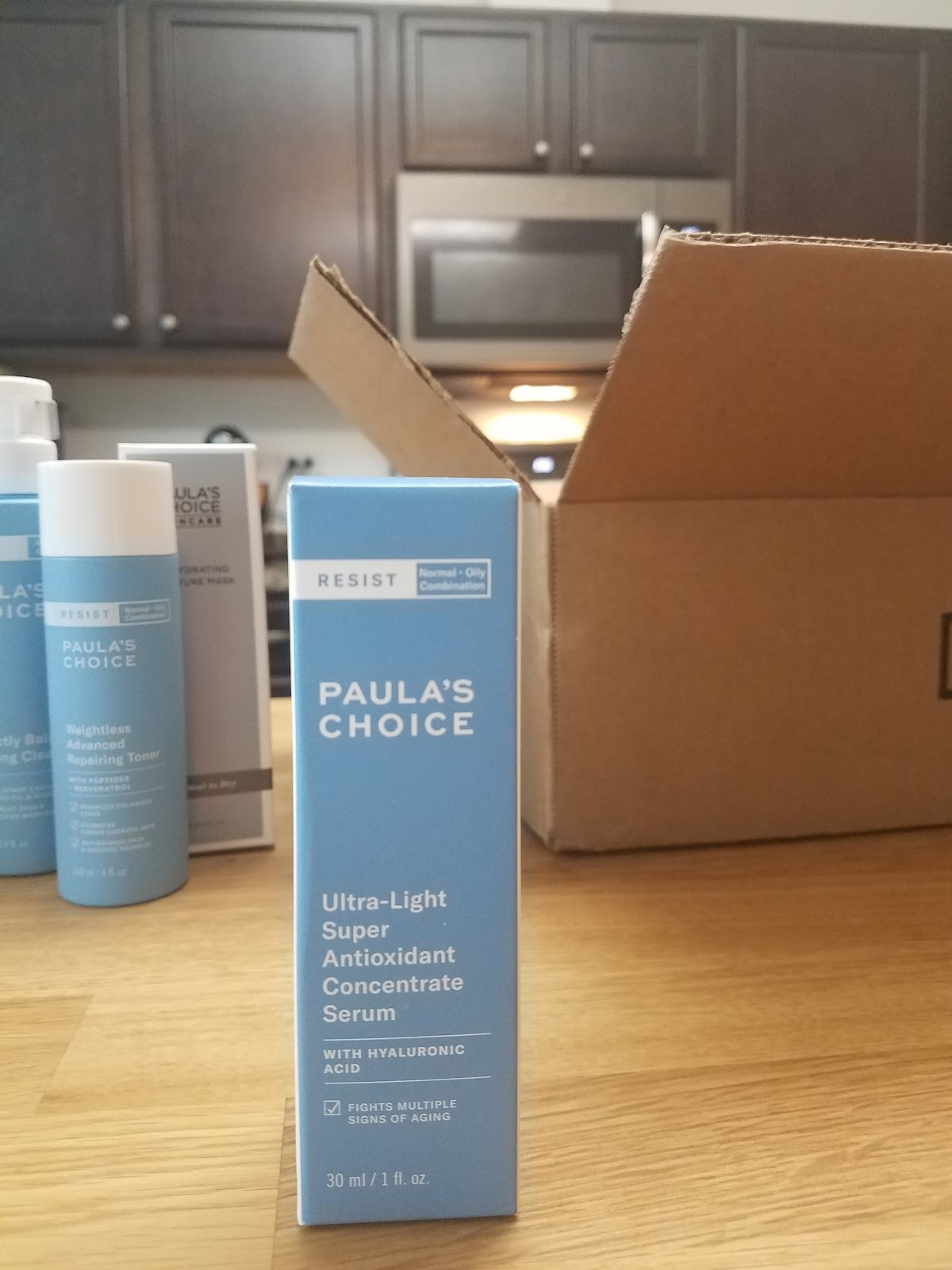 Paula's Choice Ultra-Light Super Antioxidant Concentrate Serum