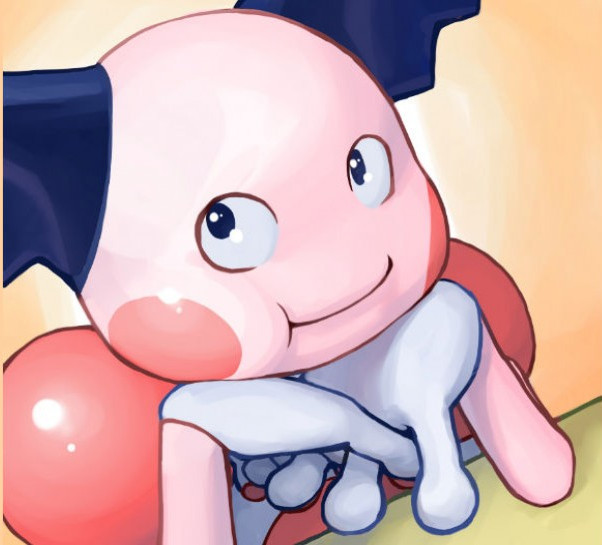 Pokemon Mrs. Mime