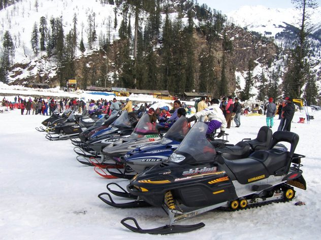 Complete Travel Guide - Manali - Solang Valley