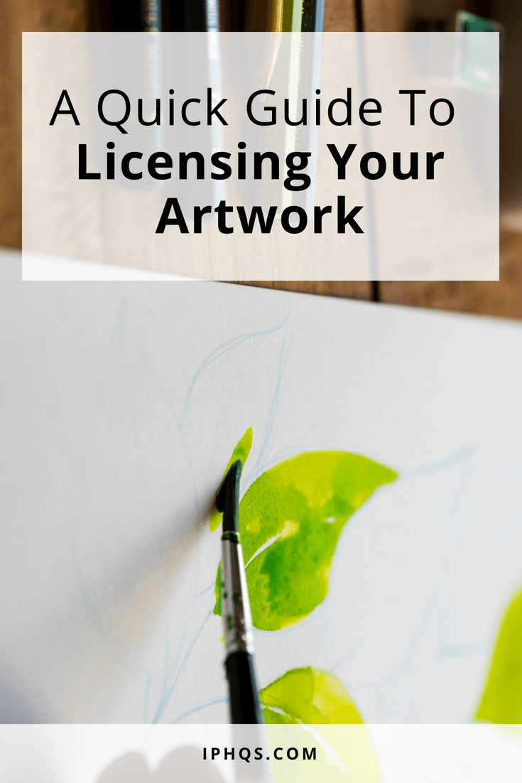 Licensing your artwork might seem like a mystery, but once you get it figured out, your art career will be well on its way!