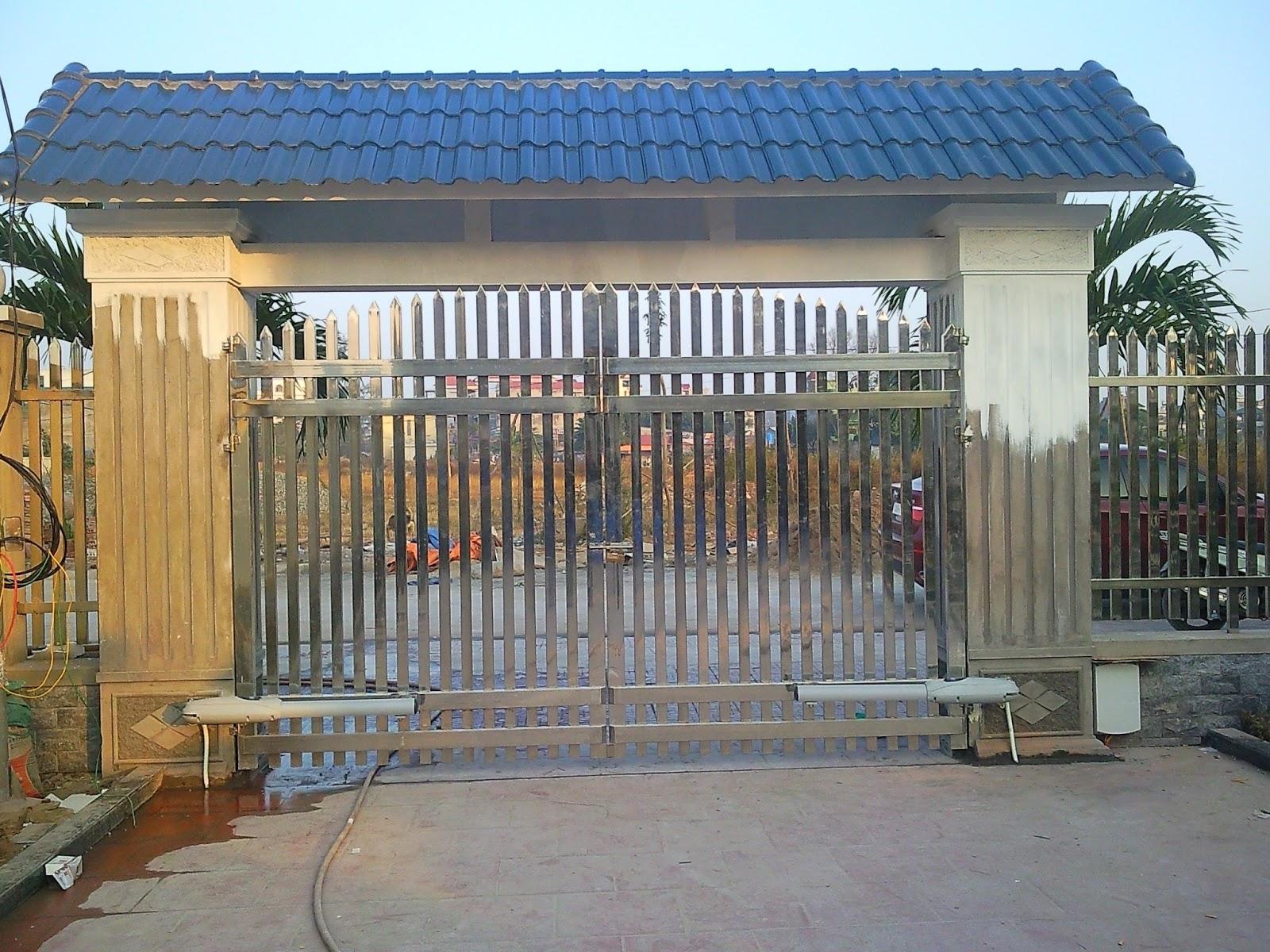 Cửa cổng tự động