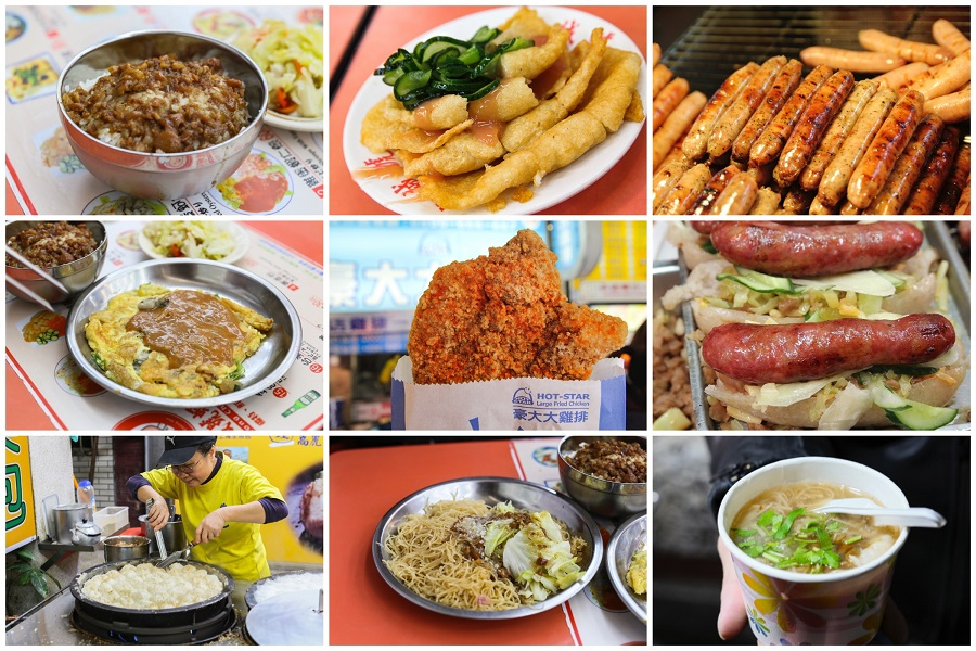 Night Market Events in Singapore