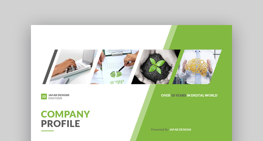 Company Profile - PowerPoint PPT Template