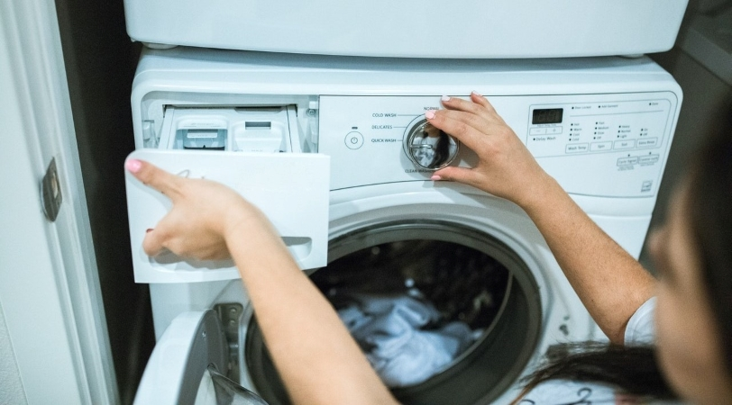 using cold water when possible will reduce the energy your home uses