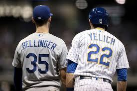 Image result for bellinger yelich