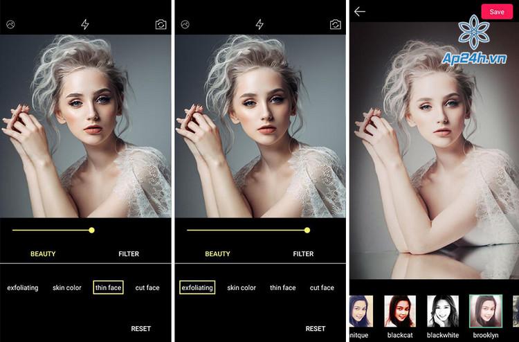 Ứng dụng chụp ảnh iPhone tạo chiều sâu chân thật