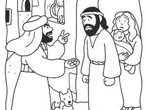 Caté : le pardon avec Zachée