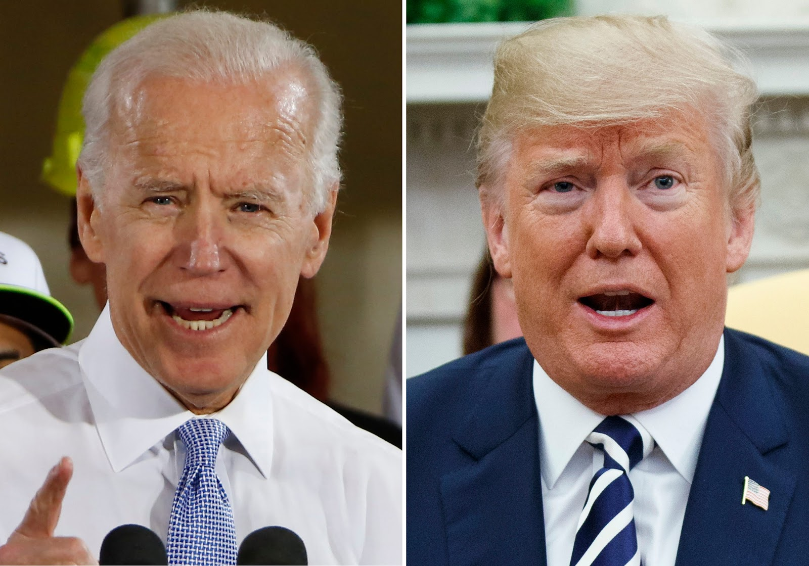 Election 2020: At 50-day mark, voters are anxious about Trump and Biden