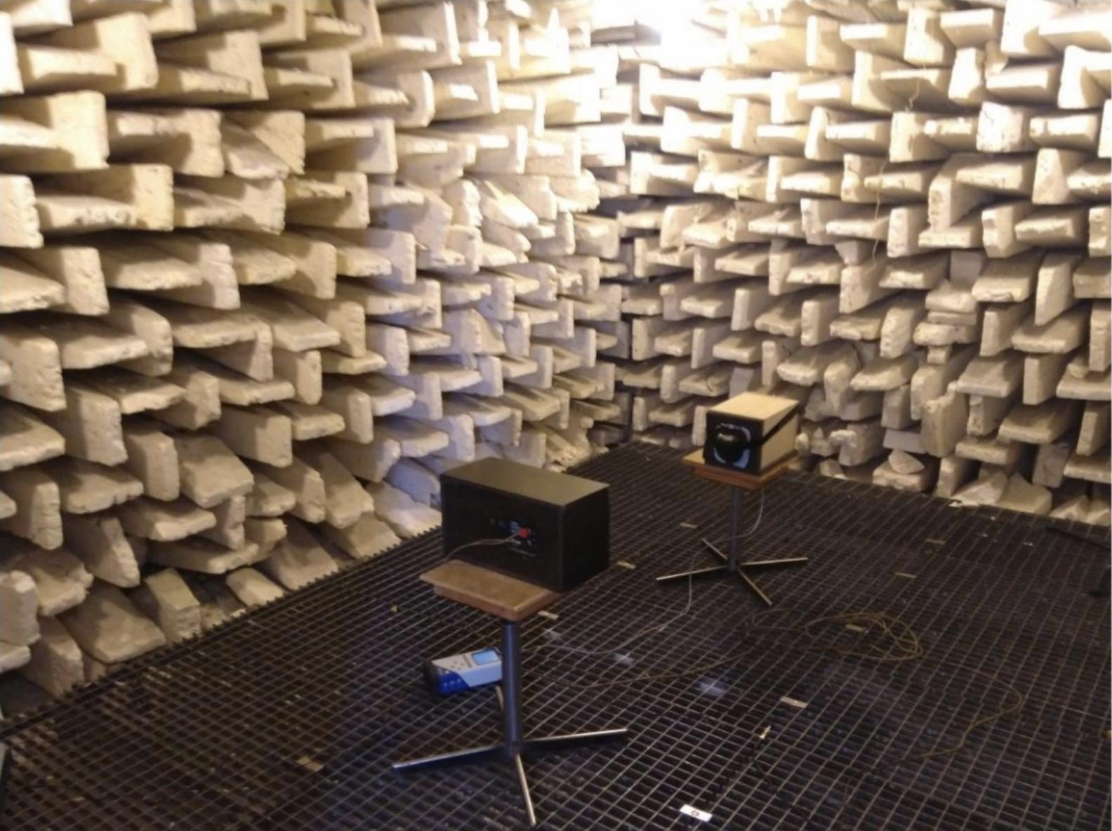 Badani dźwięku przeciwhałasowych nauszników dla psa