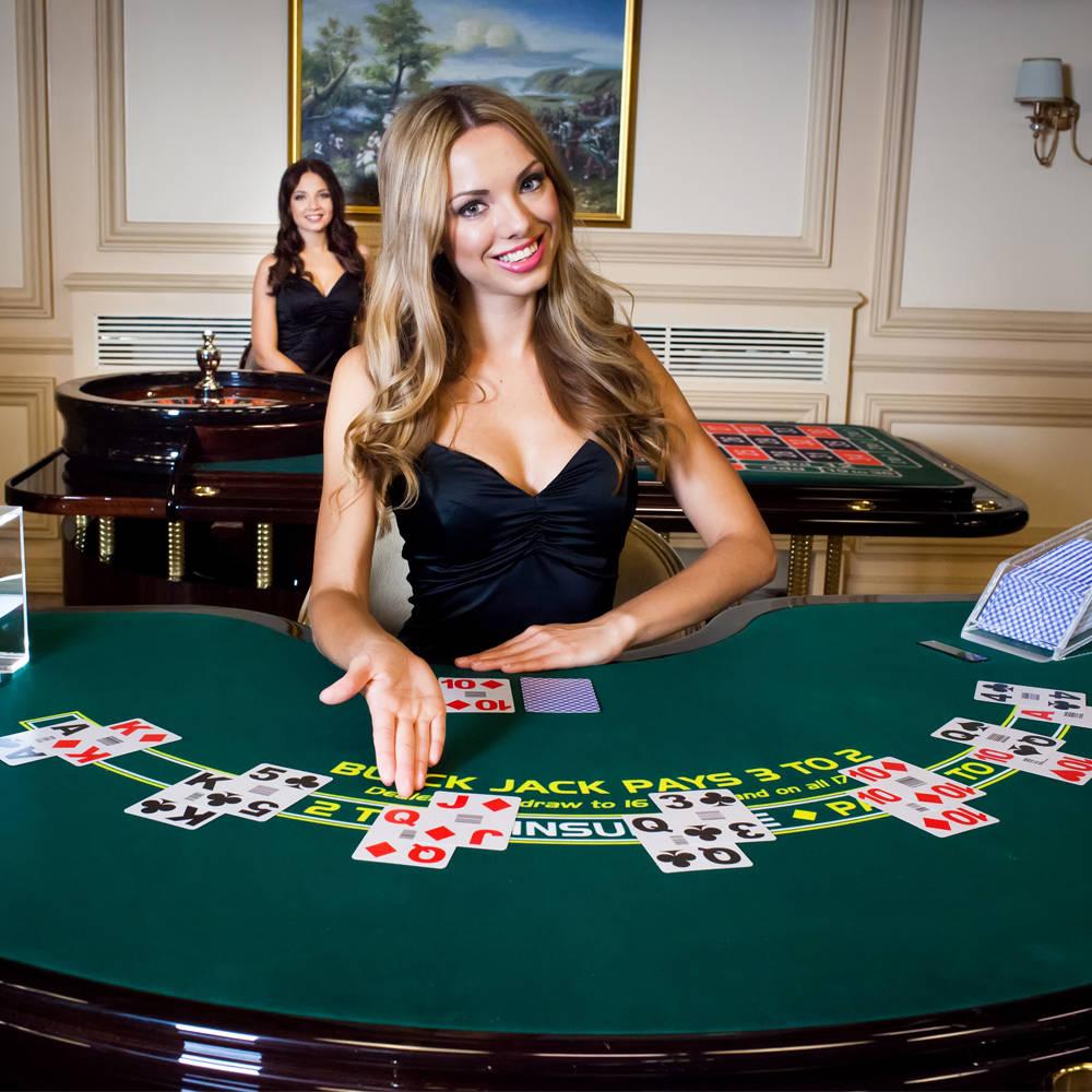 Las Vegas Experience at Live Casinos Online