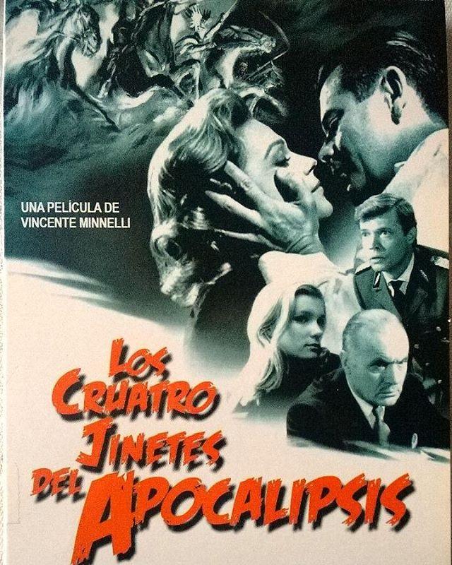 Los cuatro jinetes del Apocalipsis (1962, Vicente Minnelli)