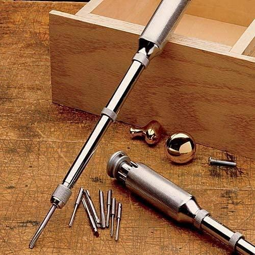 Kings County Tools Classic Yankee Style Push Drill