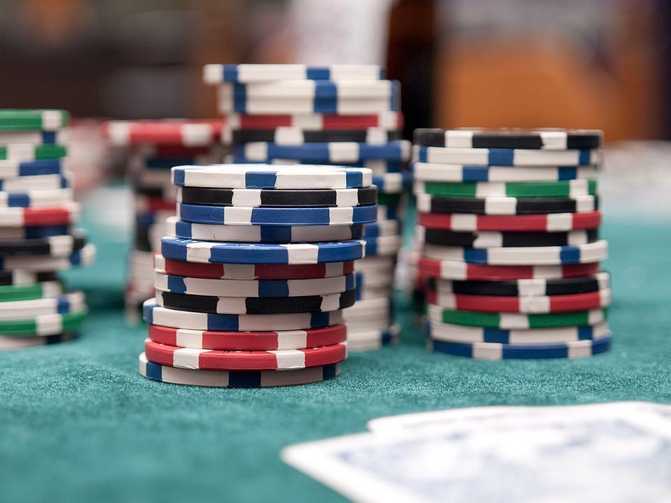 Gaming, Casino, Card, Poker, Game, Chips