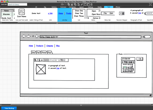 20 cng c wireframing tt nht phn 1 - Website Prototyping Tool