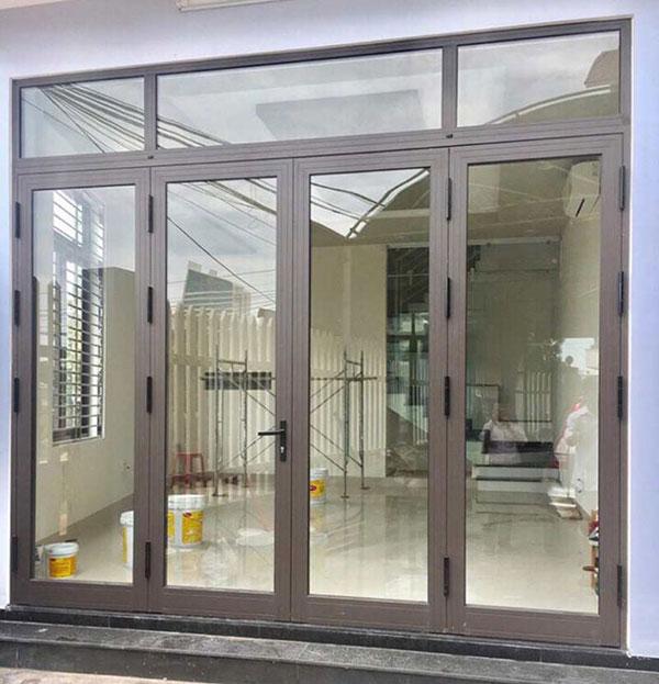 Cửa nhôm Xingfa chính hãng được sử dụng phổ biến trên thị trường