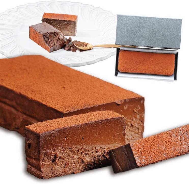 Patico贅沢 生チョコケーキ