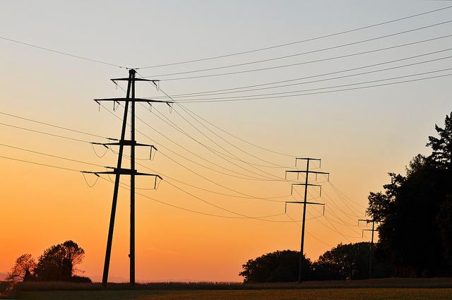 energía electrica: cableado eléctrico