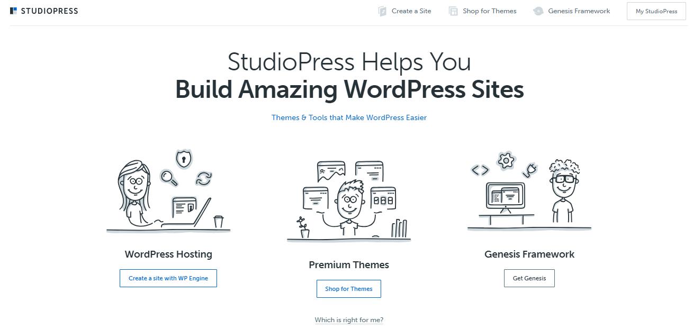 best-homepage-studiopress